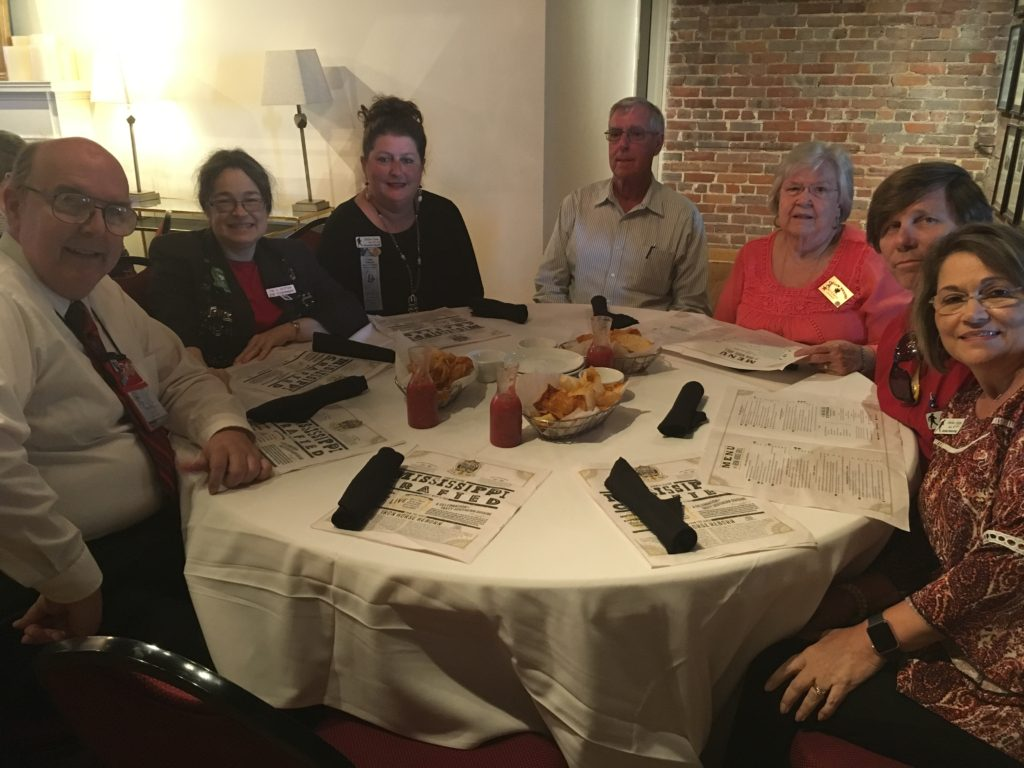 September 2017 Board Meeting in Jackson, MS