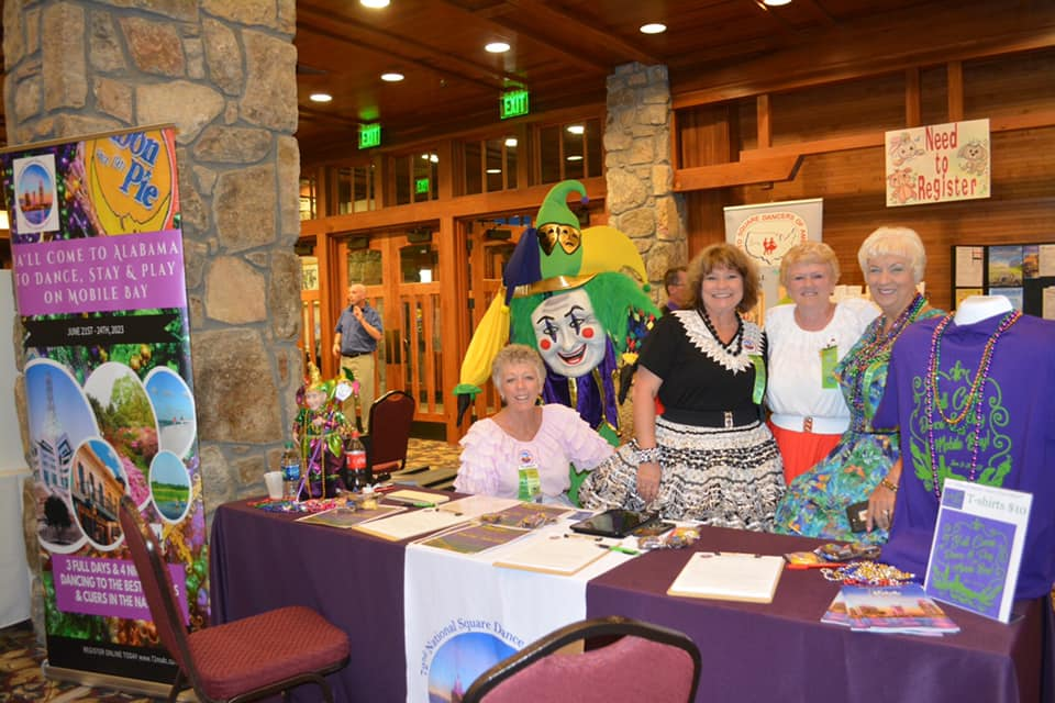 Alabama Convention promotion august 2019