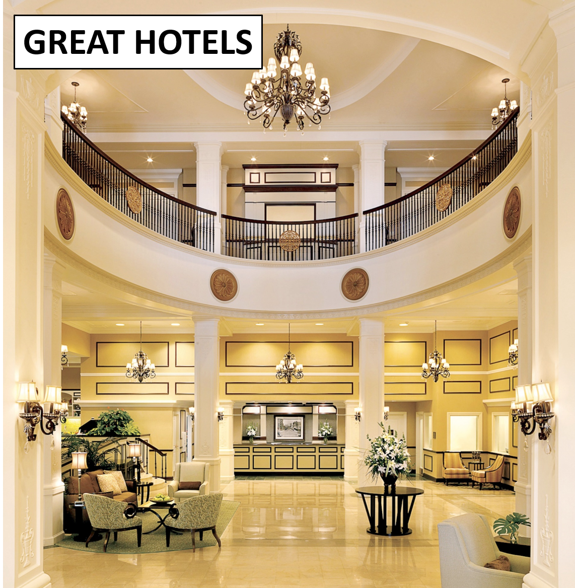 Great hotels