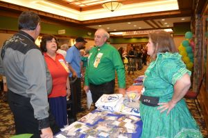 Talking up the 70th NSDC at the 2017 Tennessee State Convention